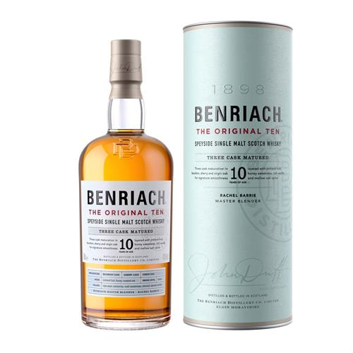 Benriach The Original Ten 10 Year Old 70cl Image 1