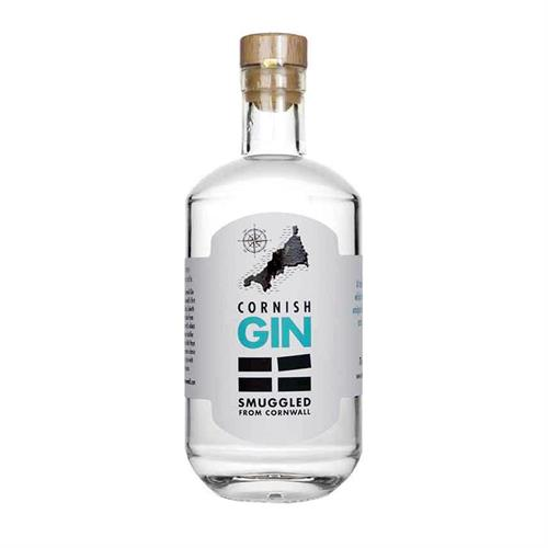 Smuggled From Cornwall Gin 70cl Image 1