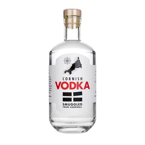 Smuggled From Cornwall Vodka 70cl Image 1