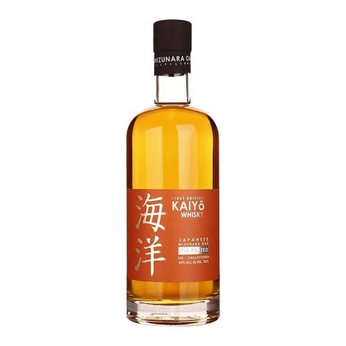 Kaiyo Peated Mizunara Oak Japanese Whisky 70cl Image 1
