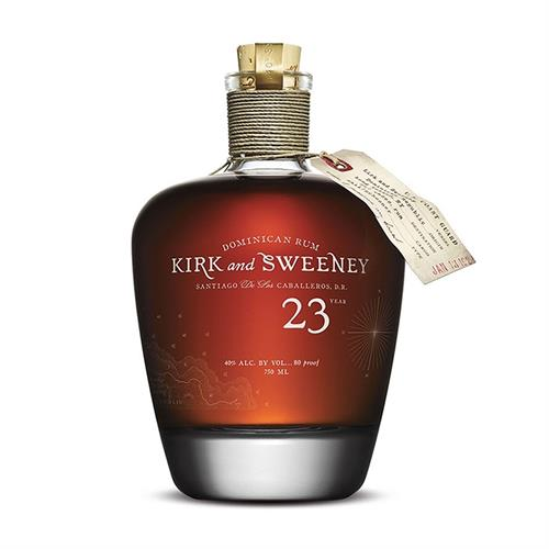 Kirk & Sweeney 23 Reserva Rum 70cl Image 1