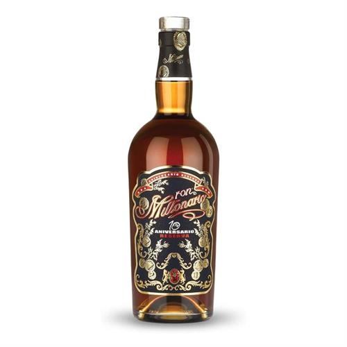 Ron Millonario 10 Aniversario Reserva Rum 70cl Image 1