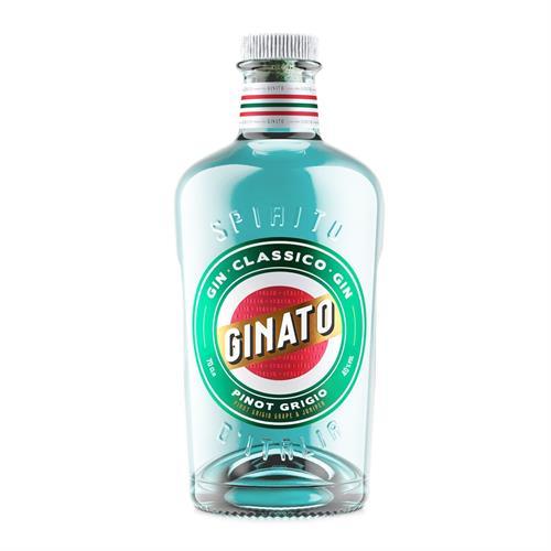 Ginato Pinot Grigio Gin 70cl Image 1