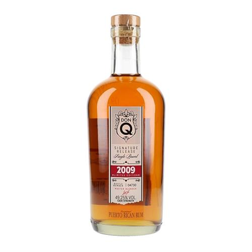 Don Q Signature Release Single Barrel 2009 70cl Image 1