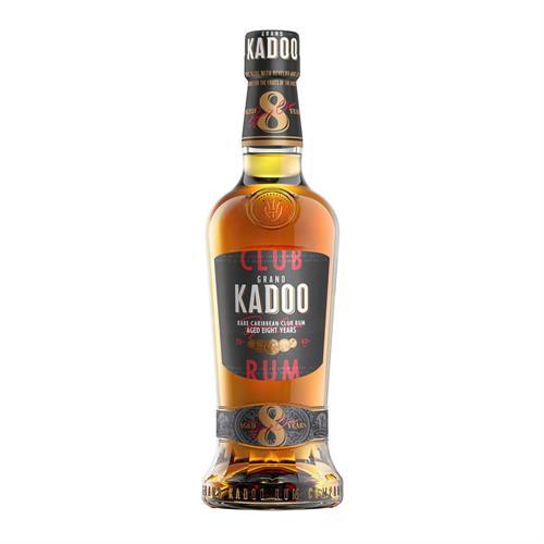 Grand Kadoo 8 Year Old Rum 70cl Image 1