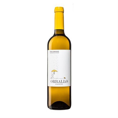 Orballo Albarino 2019 75cl Image 1