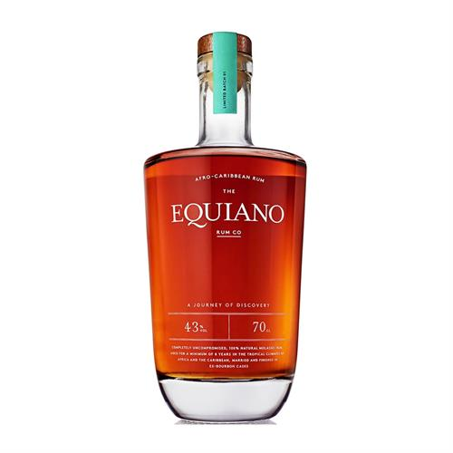 Equiano Rum 70cl Image 1