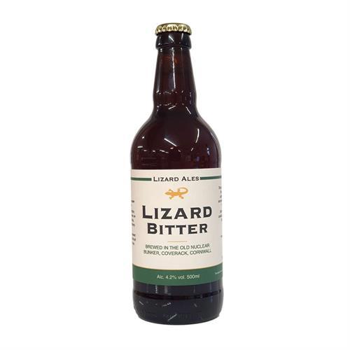 Lizard Bitter Lizard Ales 500ml Image 1