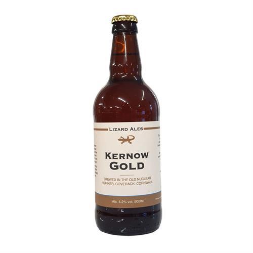 Kernow Gold Lizard Ales 500ml Image 1