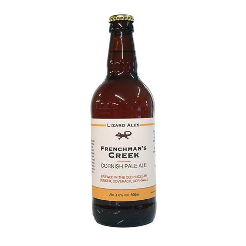 Frenchmans Creek Pale Ale Lizard Ales 500ml Image 1