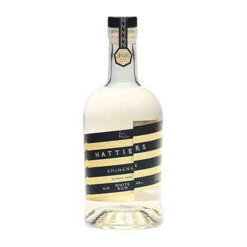 Hattiers Eminence Blended Aged White Rum 70cl Image 1