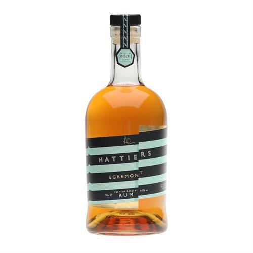 Hattiers Egremont Blended Aged Premium Reserve Rum 70cl Image 1