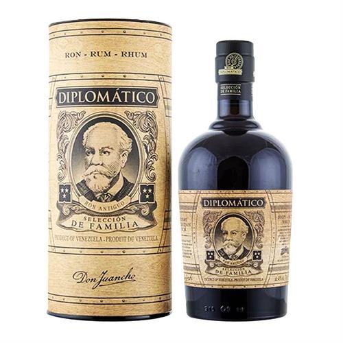 Diplomatico Seleccion De Familia Rum 70cl Image 1