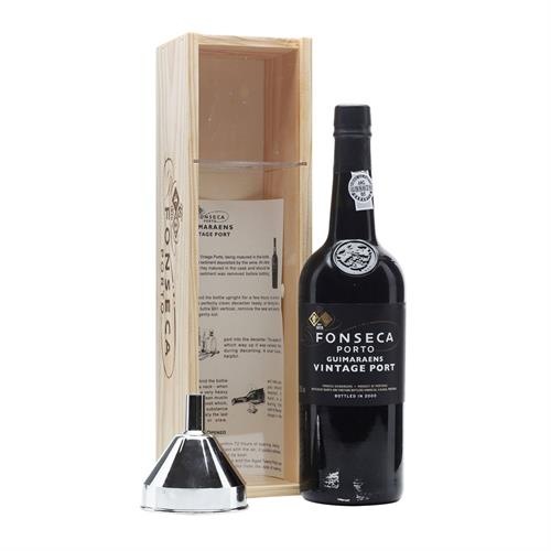 Fonseca Guimaraens 2004 Funnel Pack Wood Box 75cl Image 1