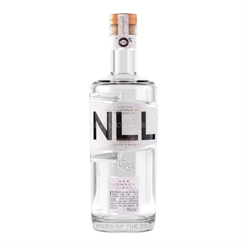 Salcombe New London Light Non Alcoholic Spirit 70cl Image 1