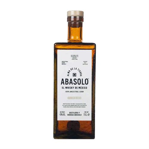 Abasolo Mexican Corn Whiskey 70cl Image 1