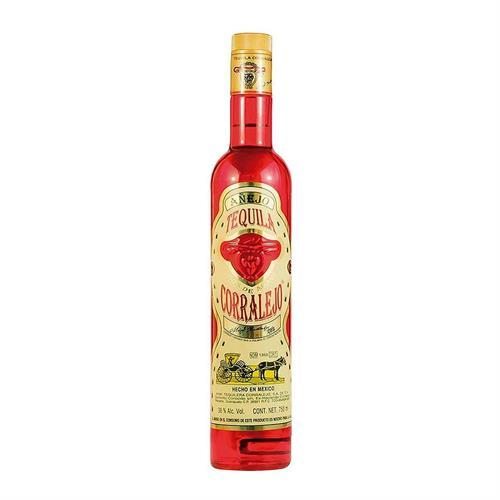 Corralejo Tequila Anejo 70cl Image 1
