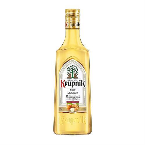 Krupnik Nut (Hazelnut and Walnut) Liqueur 50cl Image 1