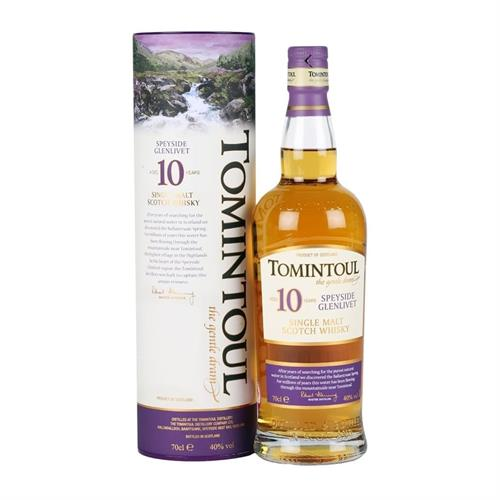Tomintoul 10 Year Old 70cl Image 1