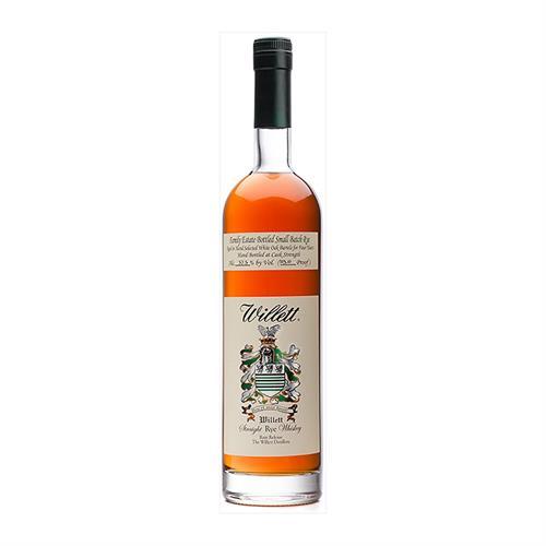 Willett 4 Year Old Family Estate Bottled Rye 56.4% 70cl Image 1