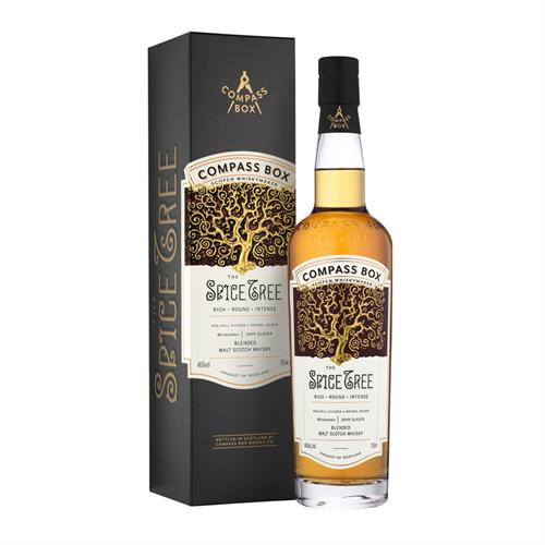 The Spice Tree Compass Box 70cl Image 1