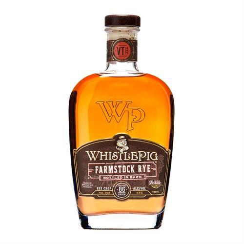 WhistlePig Farmstock Crop 002 75cl Image 1