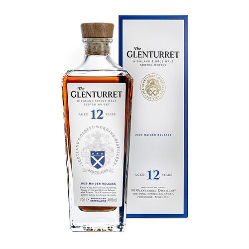 The Glenturret 12 Year Old 70cl Image 1