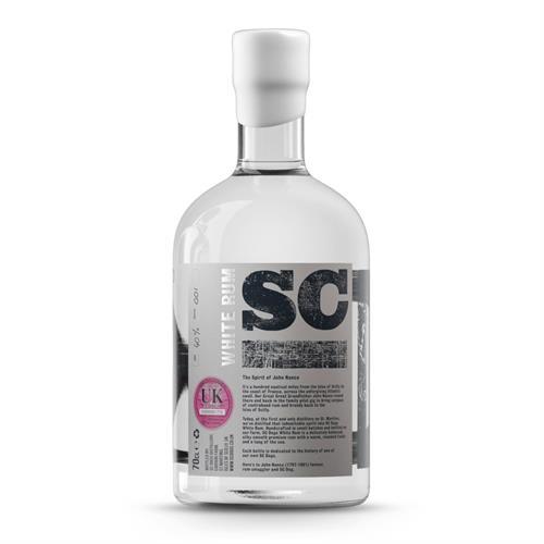 SC Dogs 'The Spirit of John Nance' White Rum 70cl