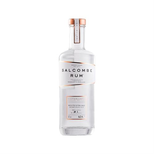 Salcombe Rum 'Whitestrand' 50cl Image 1