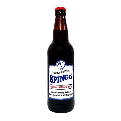 Blue Anchor Spingo Special 6.6% 500ml Image 1