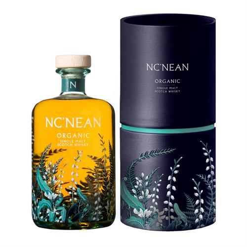 Nc'nean Organic Single Malt Whisky 70cl Image 1