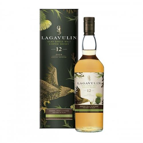 Lagavulin 12 Year Old Special Release 2020 Single Malt 70cl Image 1