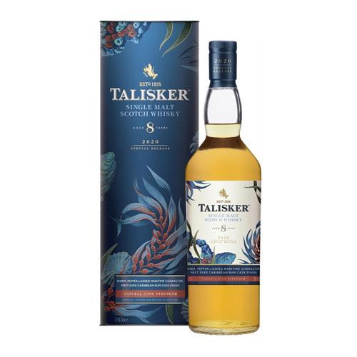 Talisker 8 Year Old Special Release 2020 Single Malt 70cl Image 1