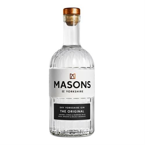Masons The Original Gin 70cl Image 1