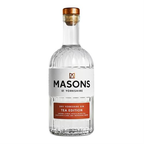 Masons Tea Edition Gin 70cl Image 1