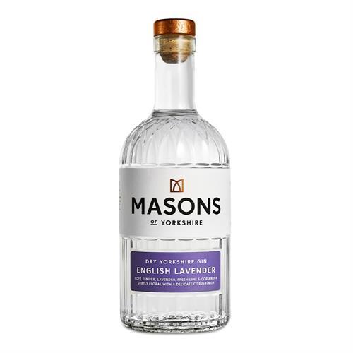 Masons English Lavender Gin 70cl Image 1