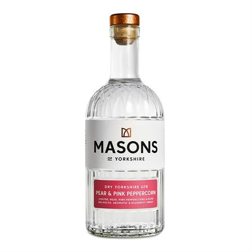 Masons Pear & Pink Peppercorn Gin 70cl Image 1