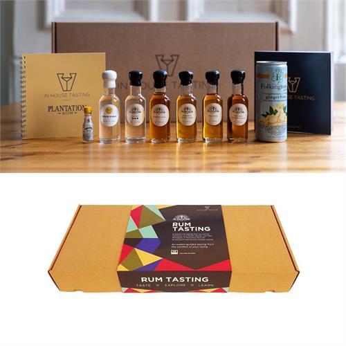 Plantation Rum Tasting Pack Image 1