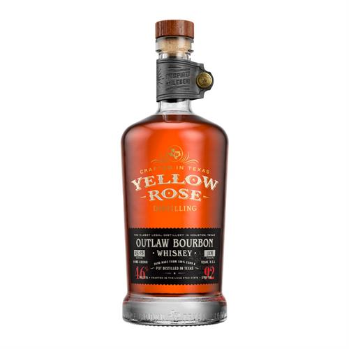 Yellow Rose Outlaw Bourbon 70cl Image 1