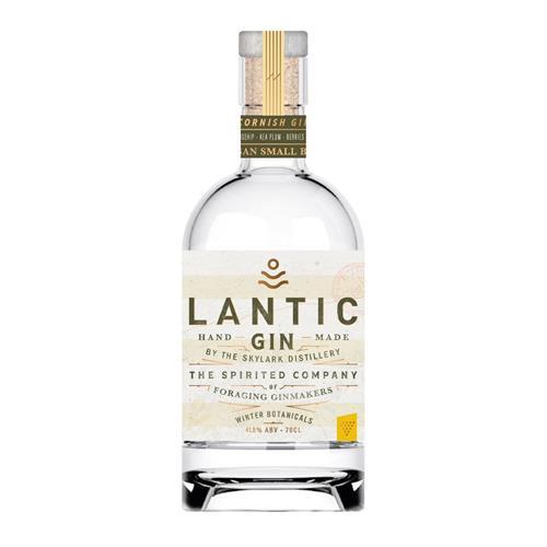 Lantic Winter Foraged Cornish Gin 70cl Image 1