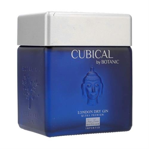 Cubical London Dry Gin Ultra Premium 45% 70cl Image 1