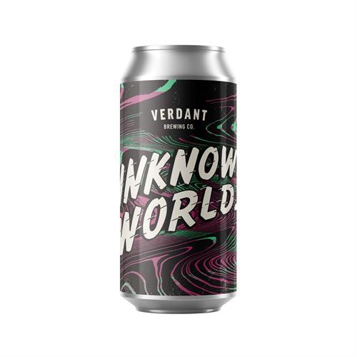 Verdant Unknown Worlds Pale Ale 5.2% 440ml Image 1
