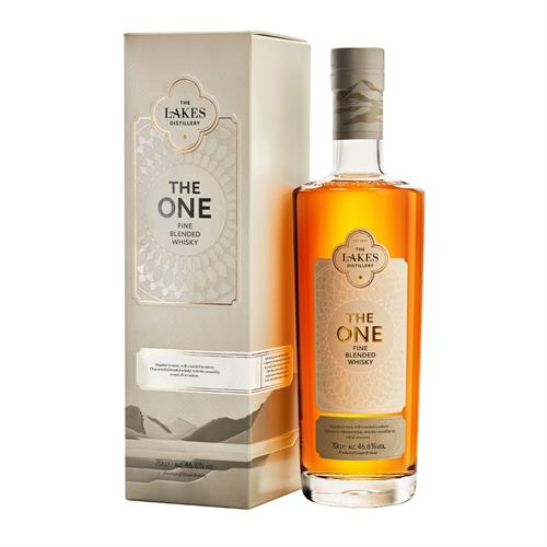The Lakes Distillery The One Signature Blend 70cl Image 1
