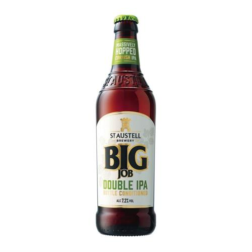 Big Job Cornish Ale Limited Release 500ml Image 1