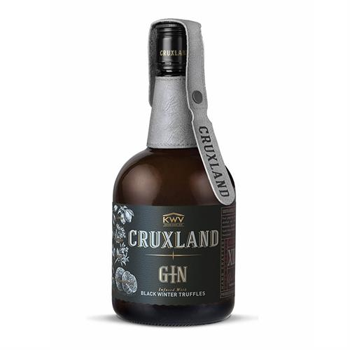 KWV Cruxland Black Winter Truffle Infused Gin 70cl Image 1