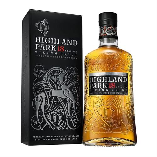 Highland Park 18 Year Old 70cl Image 1