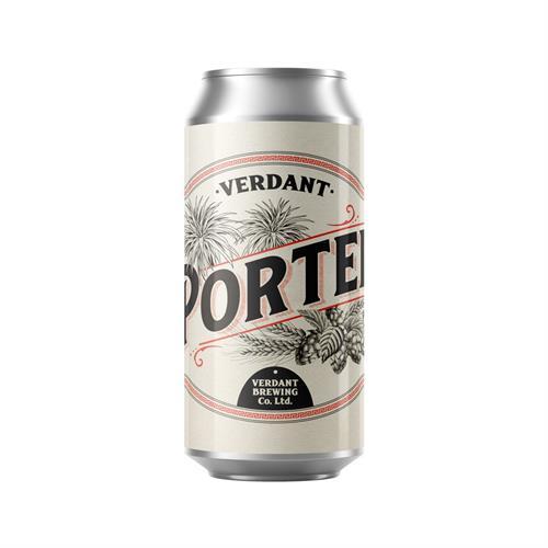 Verdant Trad Porter Robust Porter 4.8% 440ml Image 1