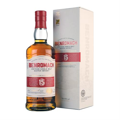Benromach 15 Year Old 70cl Image 1