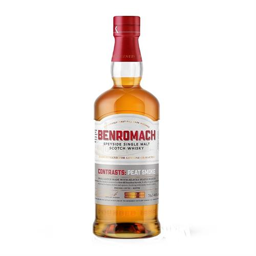 Benromach Contrasts Peat Smoke 70cl Image 1