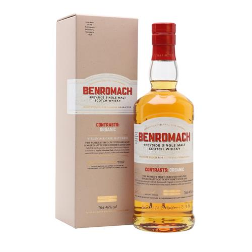 Benromach Contrasts Organic 70cl Image 1